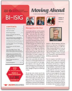 Moving Ahead Fall 2015 Cover
