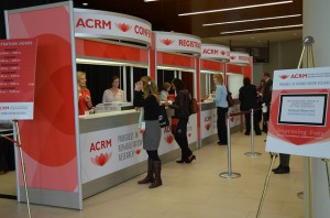 ACRM 91st Annual Conference Registration Desk