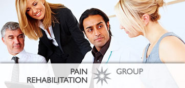 Pain Rehabilitation Networking Group