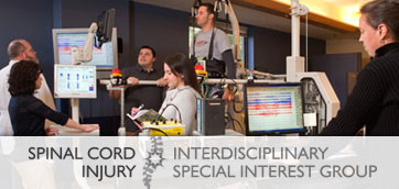 Spinal Cord Injury Interdisciplinary Special Interest Group