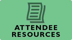 Attendee Resources
