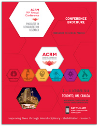 image: Click to View ACRM 91st Annual Conference Brochure