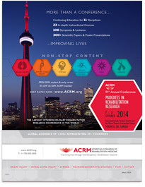 image: ACRM Annual Conference Flyer thumbnail