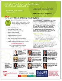 image: Preventing and Reversing Vascular Disease Flyer thumbnail