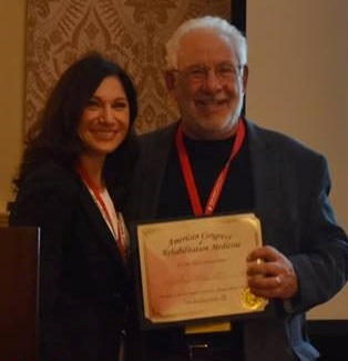 Keith Cicerone Strauss Poster Award Recipient