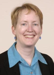 Marjorie Nicholas