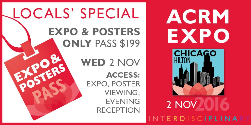 EXPO & Posters Only Pass $199