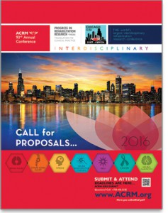 ACRM Conference: PIRR2016 Brochure