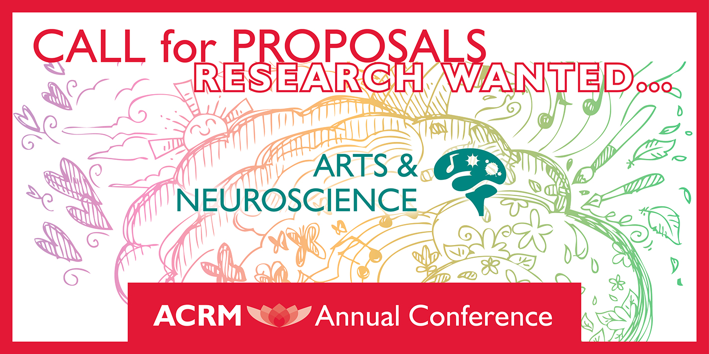 Call for Proposals in Arts & Neuroscience