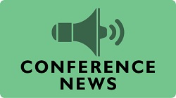 Click to see the latest conference news!