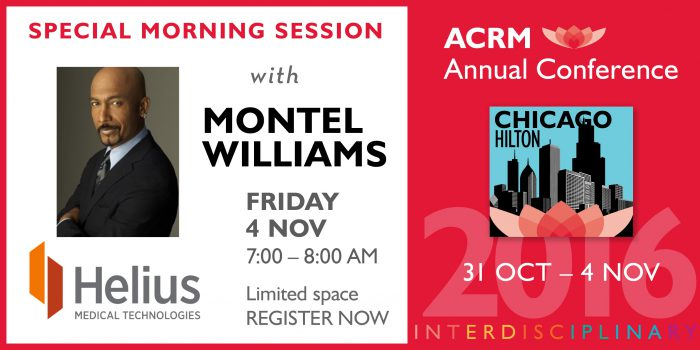 Morning Session with Montel Williams