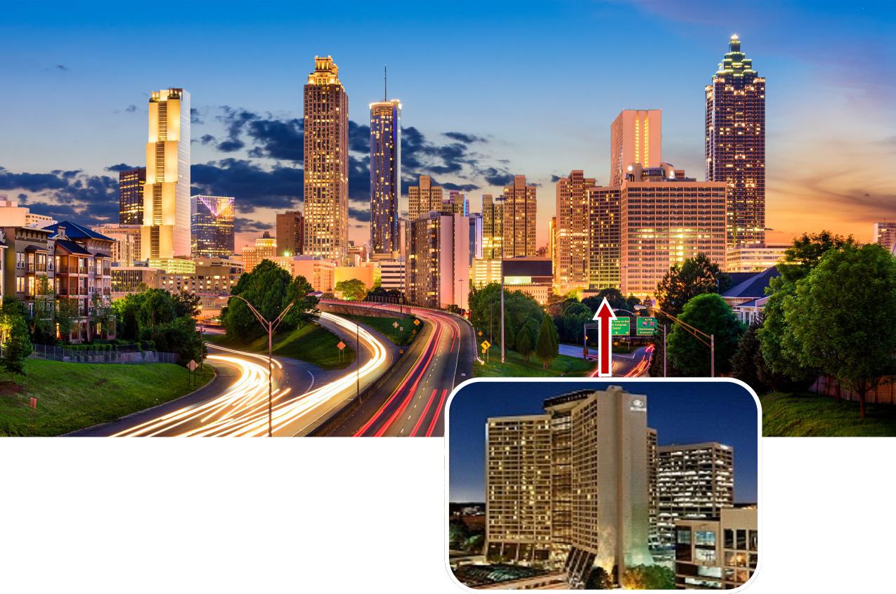 HILTON Atlanta ACRM HEADQUARTERS HOTEL
