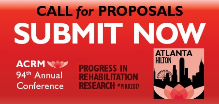2017 Call for Proposals: Submit Now