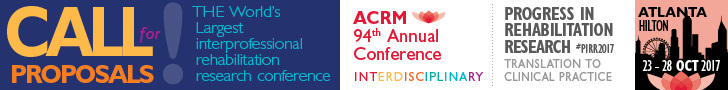 ACRM Call for Proposals ad