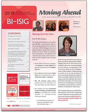 Moving Ahead Spring 2017 Issue