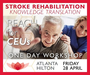 Knowledge Translation Workshop for Stroke Rehabilitation