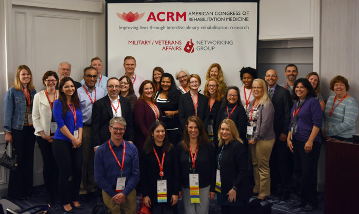 ACRM Conference 2016: Military & Veterans Affairs Networking Group Meeting 2016 Conference