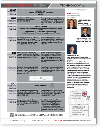 Technology Content Flyer