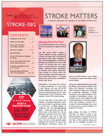 strokematters cover spring2014