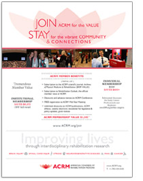 Click to View ACRM Member Value Flyer