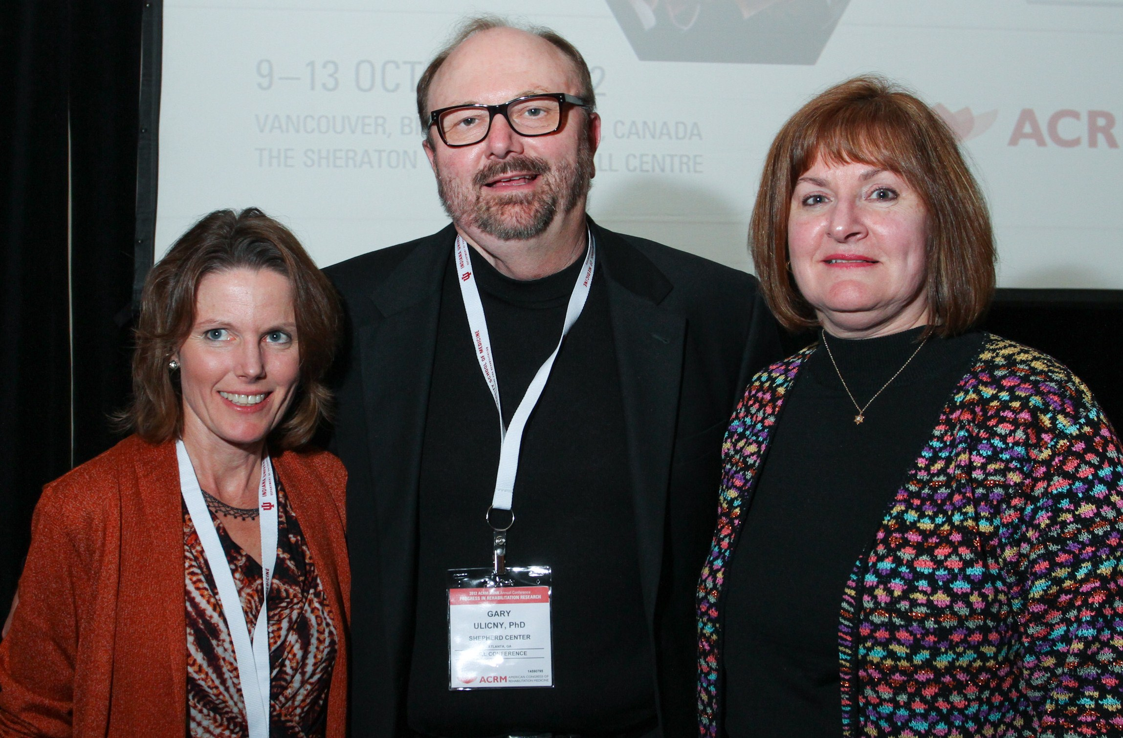 Jennifer Bogner, Gary Ulicny, Susie Charlifue