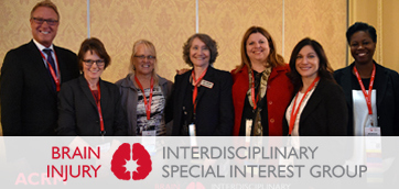 ACRM Brain Injury Interdisciplinary Special Interest Group