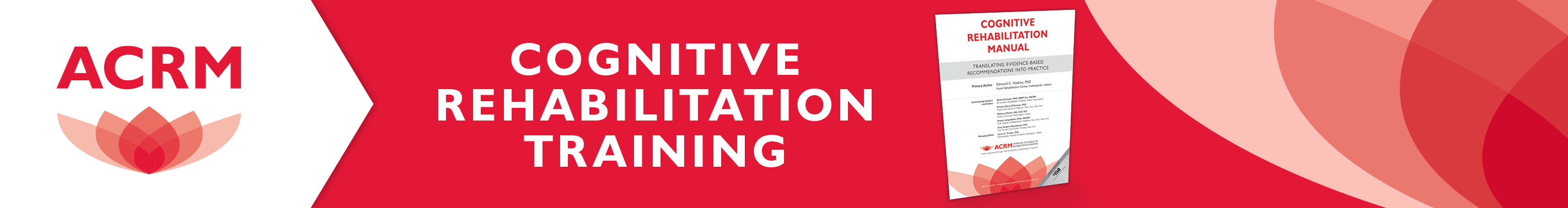 ACRM Cognitive Rehabilitation Training