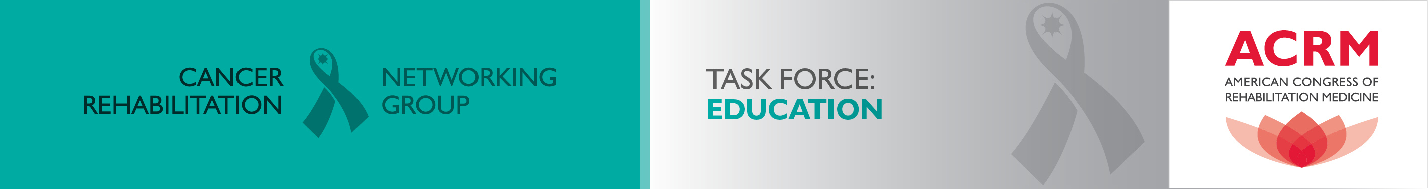 ACRM: Cancer Networking Group Education Task Force