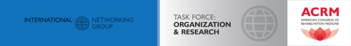 ORGANIZATION & RESEARCH TASK FORCE