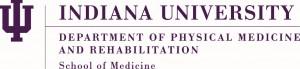 Indiana University Dept of PM&R Logo