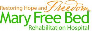 image: Mary Free Bed Rehabilitation Hospital logo