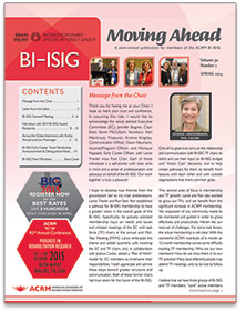 Click to View Moving Ahead Spring 2015