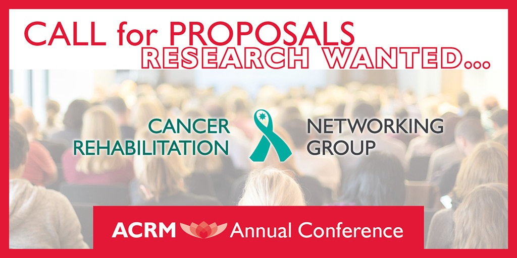 2018 Call for Proposals