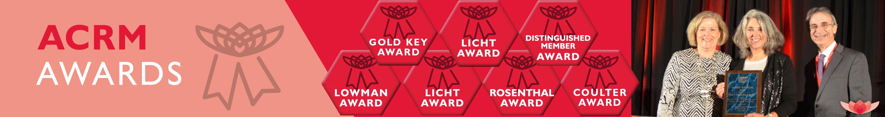 ACRM Awards