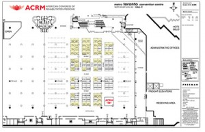 image: Click to View ACRM Expo Booth Space Available