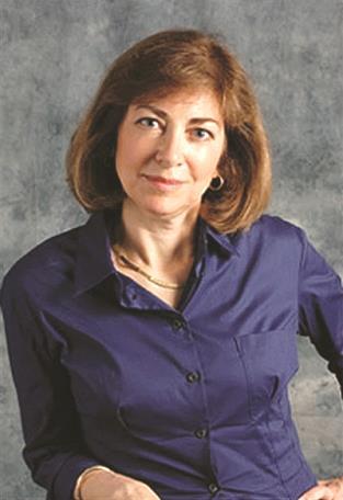 image: Moderator, Dr. Angela Colantonio