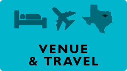 Venue & Travel Button