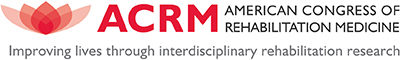 ACRM logo with tagline