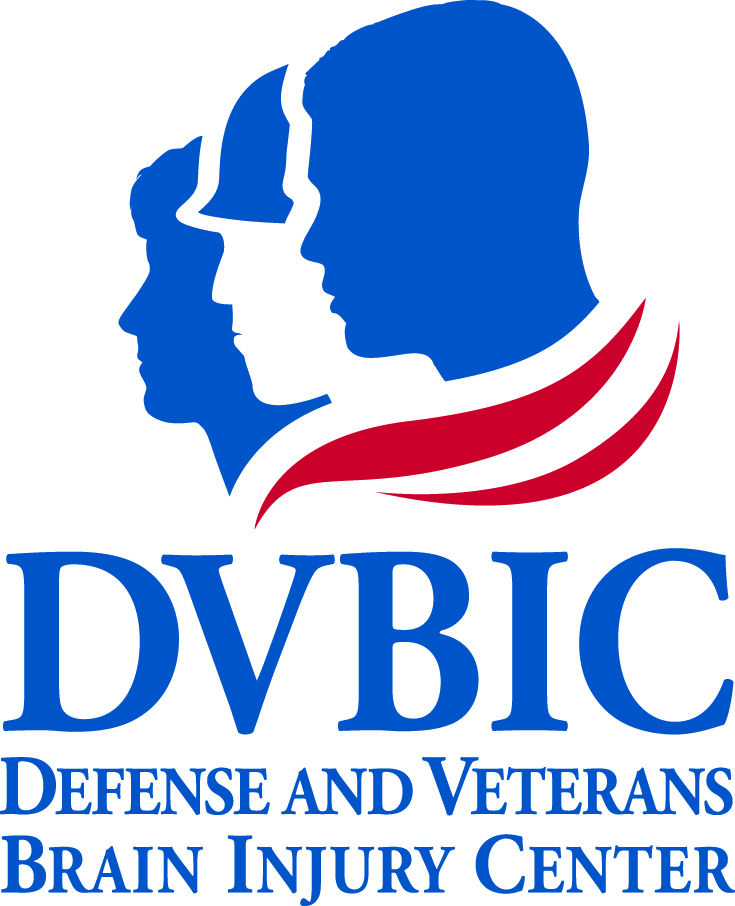 Defense and Veterans Brain Injury Center logo