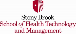 Sponsor logo: Stony Brook School of Health Technology & Management