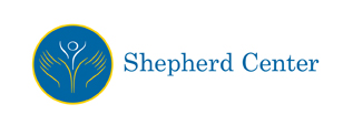 image: Shepherd Center logo