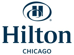 Hilton Chicago RGB NAVY on WHITE