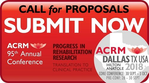 ACRM 2018 Call for Proposals