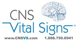 CNS Vital Signs logo