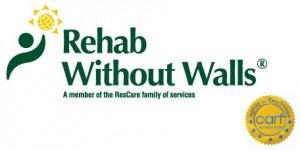 Rehab Without Walls logo