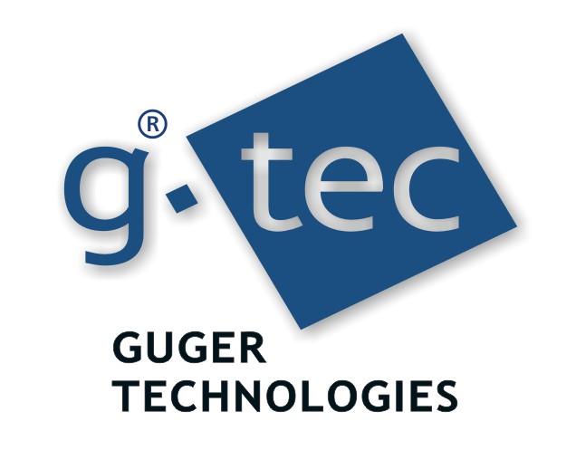 g-tec Guger Technologies logo