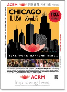 ACRM Mid-Year Meeting Flyer