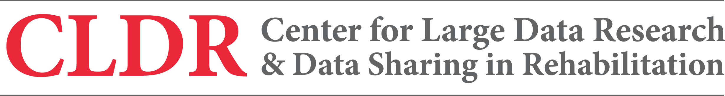 Center for Large Data logo