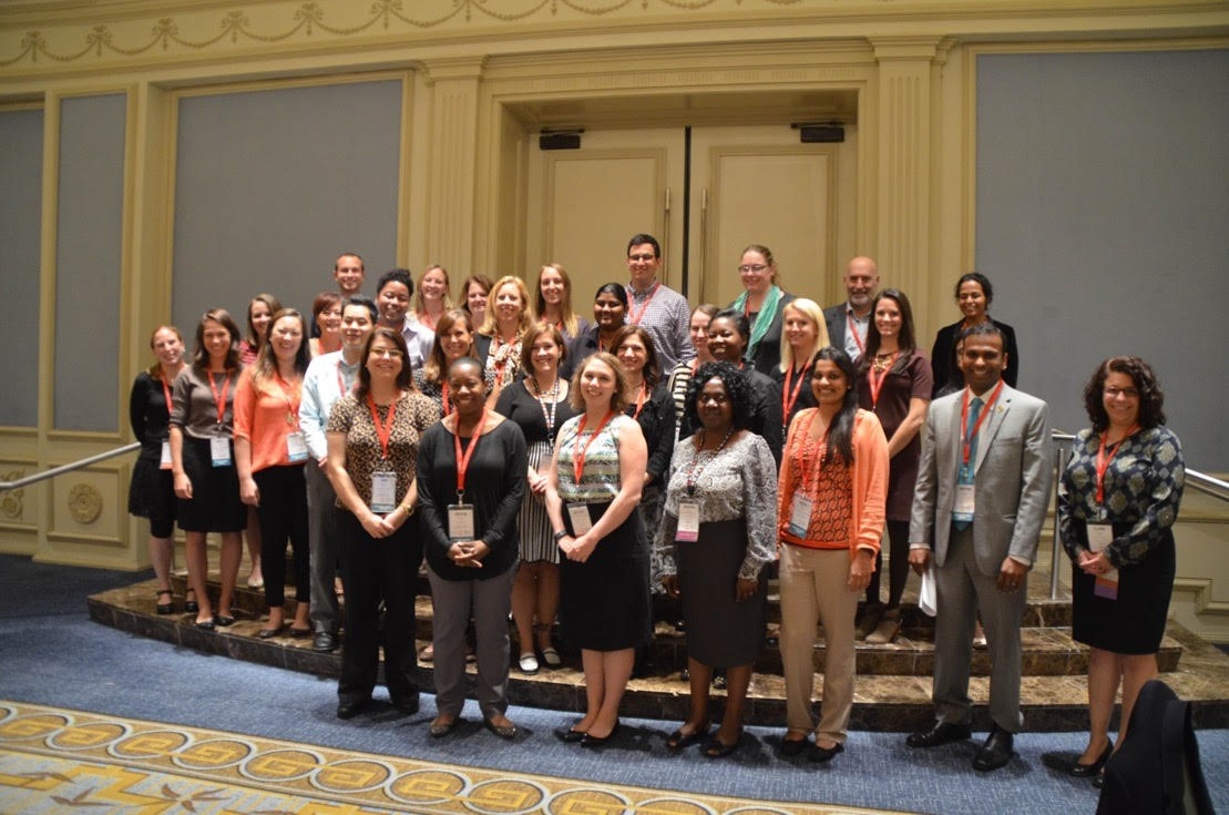 Early Career Development Course Attendees