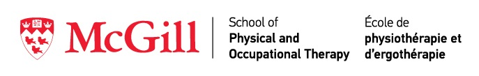 McGill University, School of Physical & Occupational Therapy logo